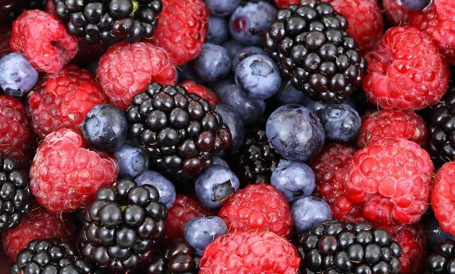 A fruta está repleta de antioxidantes benéficos para o combate da ansiedade.