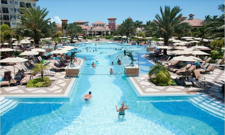 7. Beaches Turks and Caicos Resort Villages and Spa - Providenciales, Ilhas Turcas e Caicos, Reino Unido.