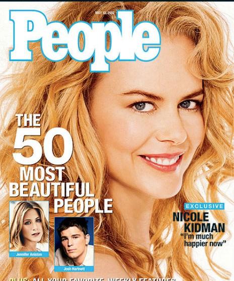 Nicole Kidman, 2002.