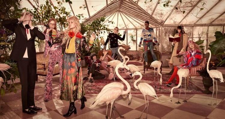 Foto: Campanha Gucci