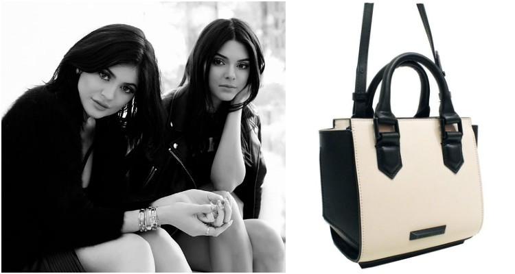 Kendall e Kylie Jenner lançam coleção de malas