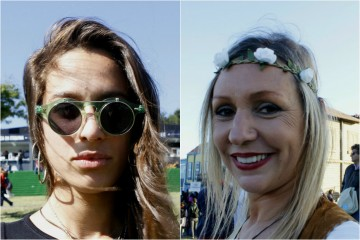 O Rock in Rio 2016 começou e a lente do street style não pôde faltar ao evento. Fomos à procura do look mais festivaleiro. Escolha o seu preferido!