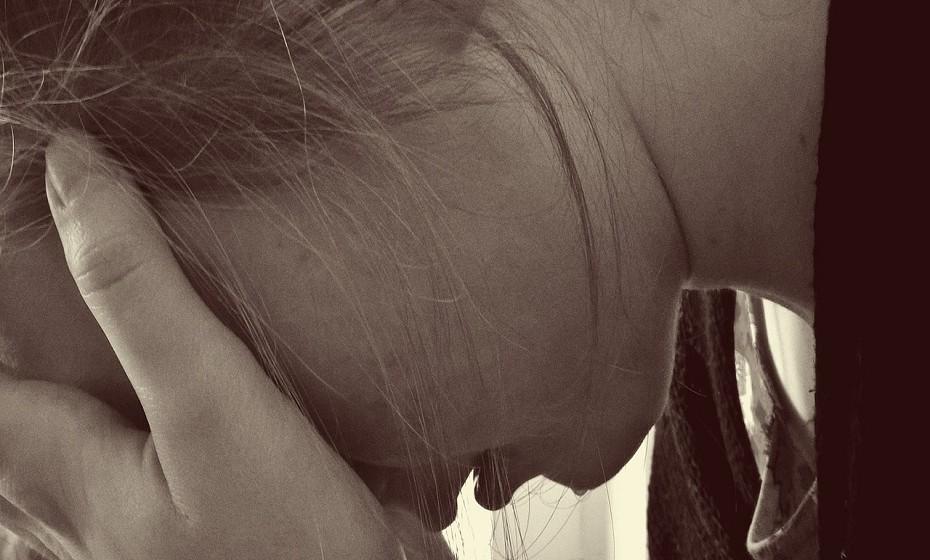 O choro é catártico. Ele permite que 'deite tudo cá para fora', isto é, alivia o stress do corpo e da mente.