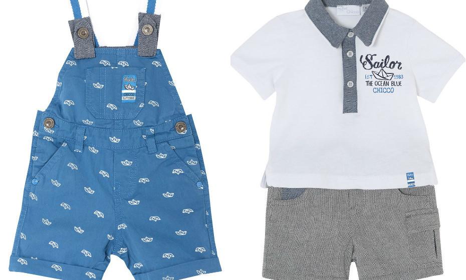 Duas sugestões da Chicco para o seu bebé.