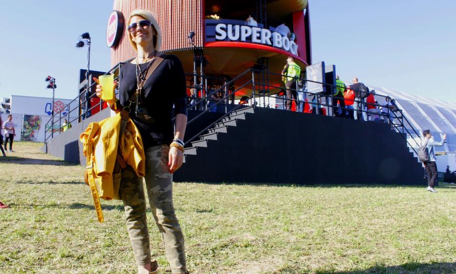 Rita Sousa, 38 anos, é fã incondicional de Bruce Springsteen.