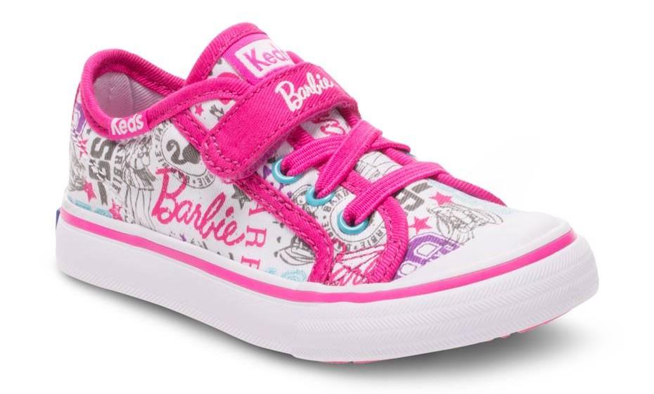 Coleção Barbie Keds