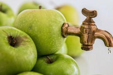 Sumo de maçã é bom anti-ressaca