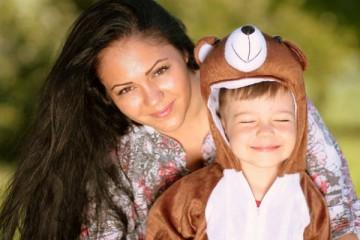 Um terço das crianças até aos três anos de idade ficam a cuidado dos pais
