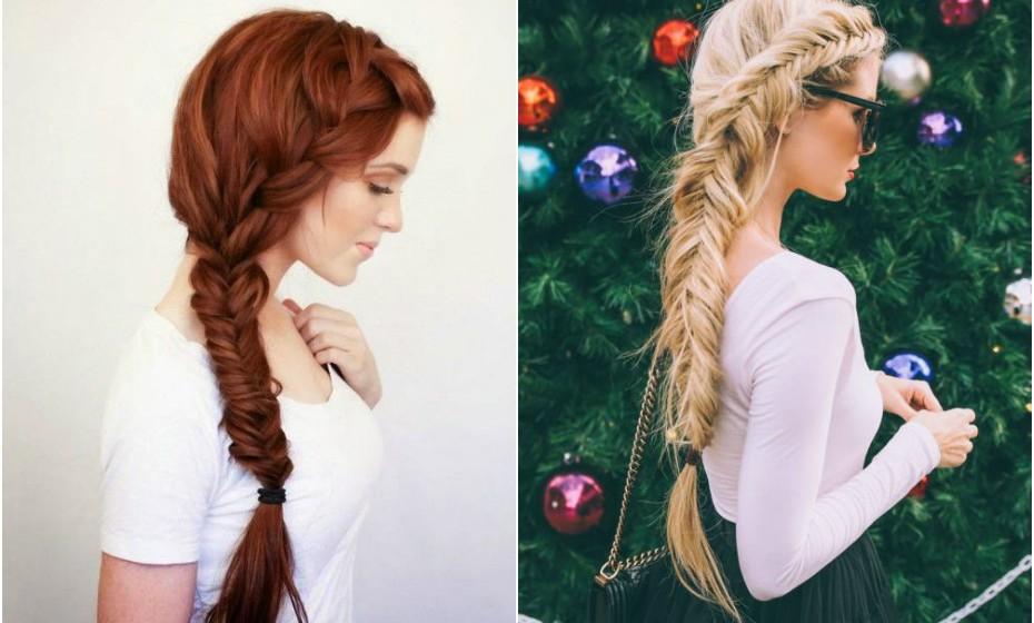 As possibilidades são infinitas. Faça do seu cabelo um acessório pessoal, brinque, experimente coisas novas. Fotos: Pinterest
