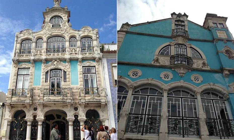 Não pode perder uma visita ao Museu de Arte Nova, ou casa Mário Pessoa. Esta casa representa a mudança estética para a arte nova, com muitos ornamentos alusivos à natureza. É a mesma corrente arquitetónica do famoso arquiteto espanhol, Gaudi, criador da Sagrada Família, em Barcelona.