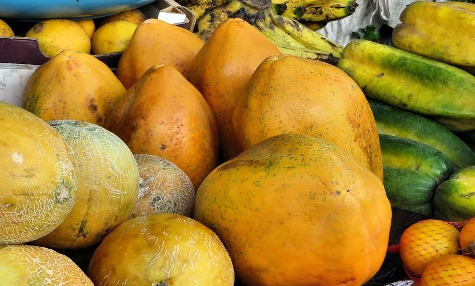 O seu teor alto de vitamina C e de licopeno pode melhorar a saúde do coração e reduzir o risco de doença cardíaca.