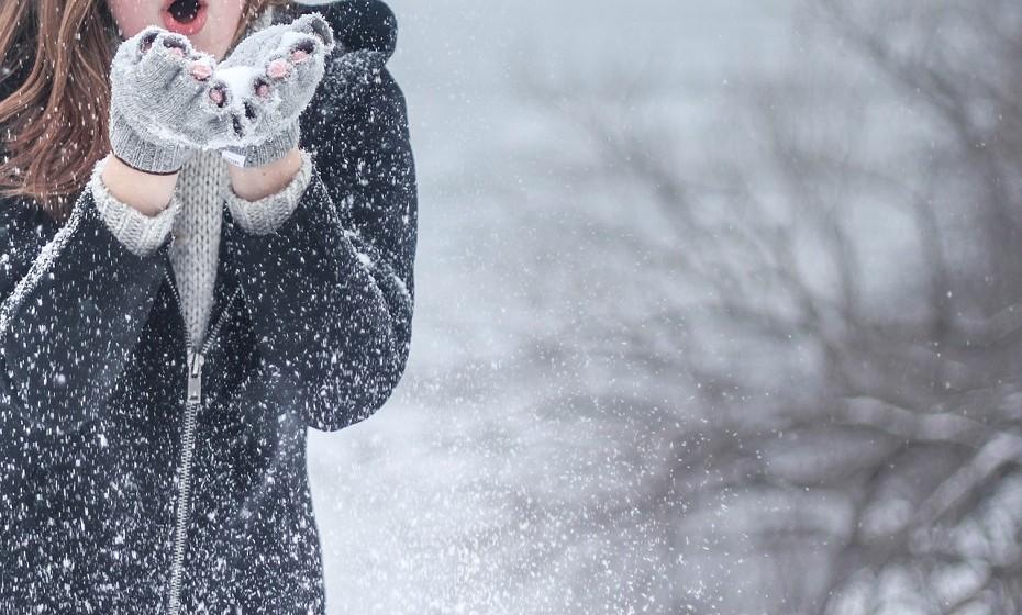 Ver alguém com tremores de frio pode ser o suficiente para nos sentirmos com frio.
