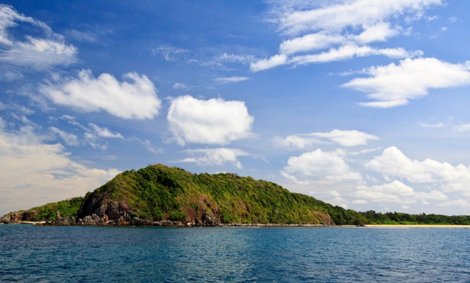 Dao Island, Filipinas. Foi eleito o melhor destino de ilha no Sudeste Asiático pela 'National Geographic'.