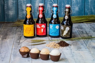 Gelados de cerveja em Lisboa e Sesimbra