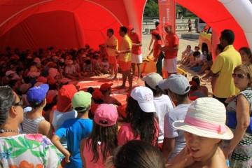 Campanha de verão sensibiliza jovens na Costa da Caparica