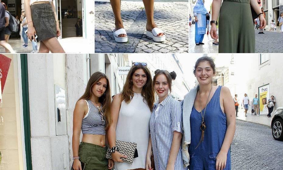 A objetiva de street style da Mood saiu à rua para captar os looks de verão que se passeiam pelas ruas da capital. Confira.
