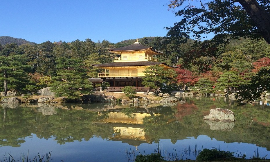 6. Quioto, Japão. Pontuação: 89.75
