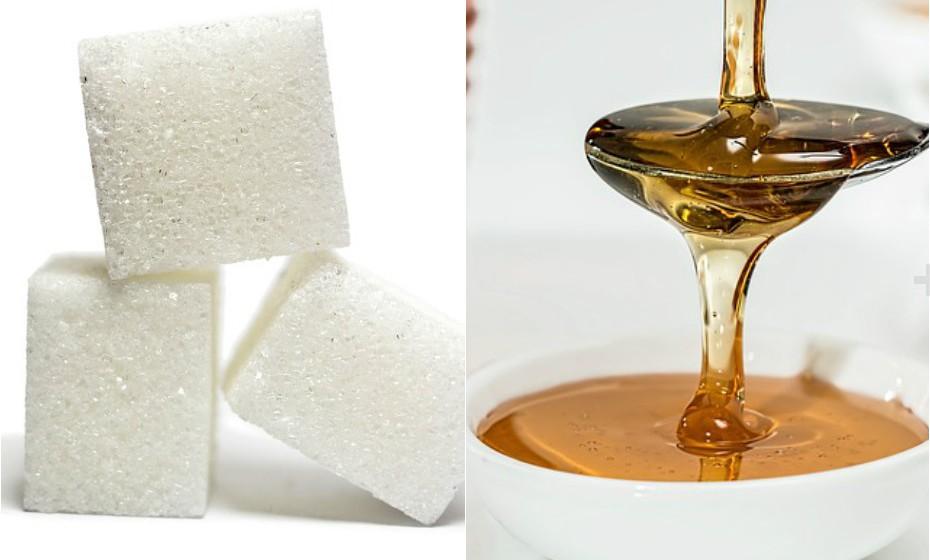 Mantenha-se longe do açúcar refinado. Utilize mel orgânico, agave ou açúcar de coco.