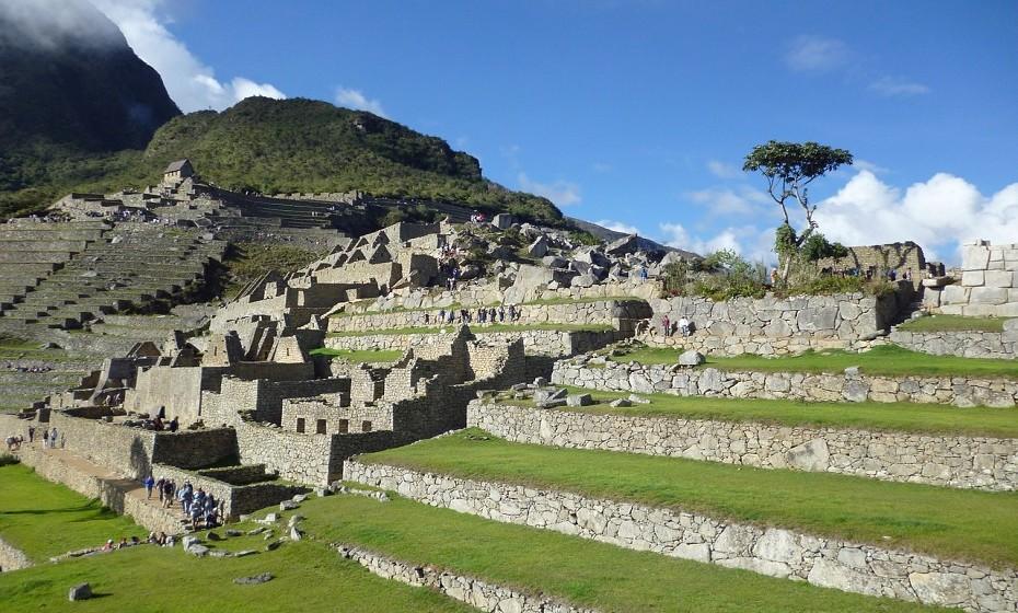 15. Cuzco, Peru. Pontuação: 88.958