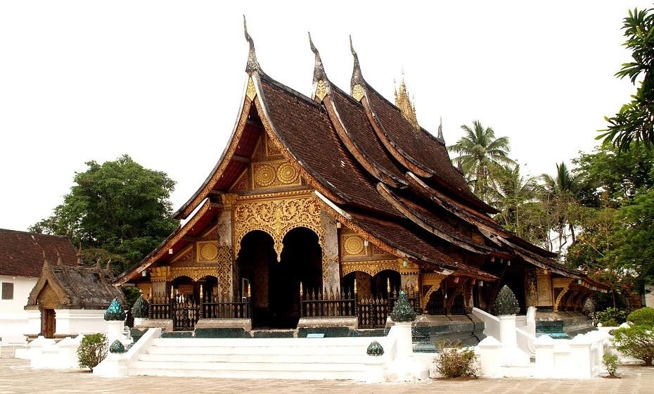 5. Luang Prabang, Laos. Pontuação: 89.85