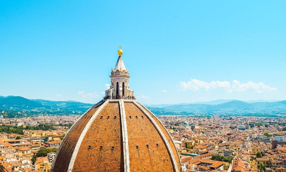 4. Florença, Itália. Pontuação: 89.85