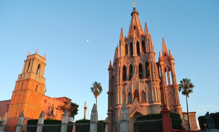 3. San Miguel de Allende, México. Pontuação: 91.19