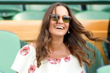 Irmã de Kate Middleton anuncia casamento