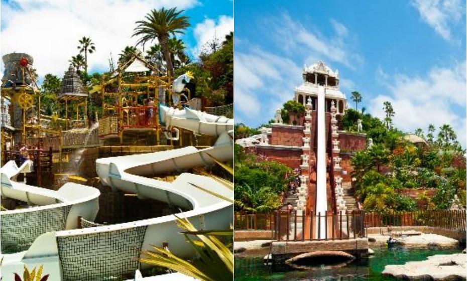 1. Siam Park, Adeje, Espanha.