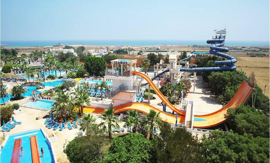 14. WaterWorld Waterpark, Ayia Napa, Chipre.