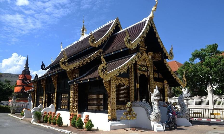 2. Chiang Mai, Tailândia. Pontuação: 91.25