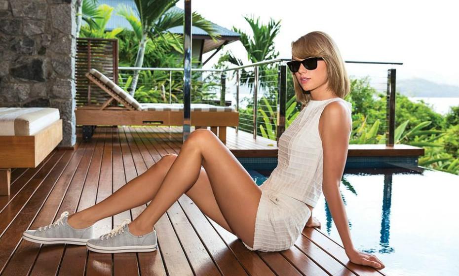 14. Taylor Swift.