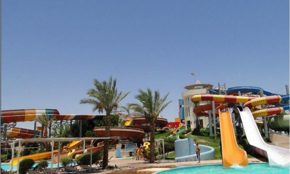 15. Makadi Water World, Hurghada, Egipto.