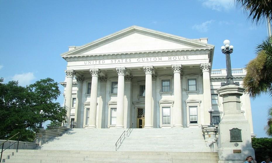 1. Charleston, Carolina do Norte, EUA. Pontuação: 91.66