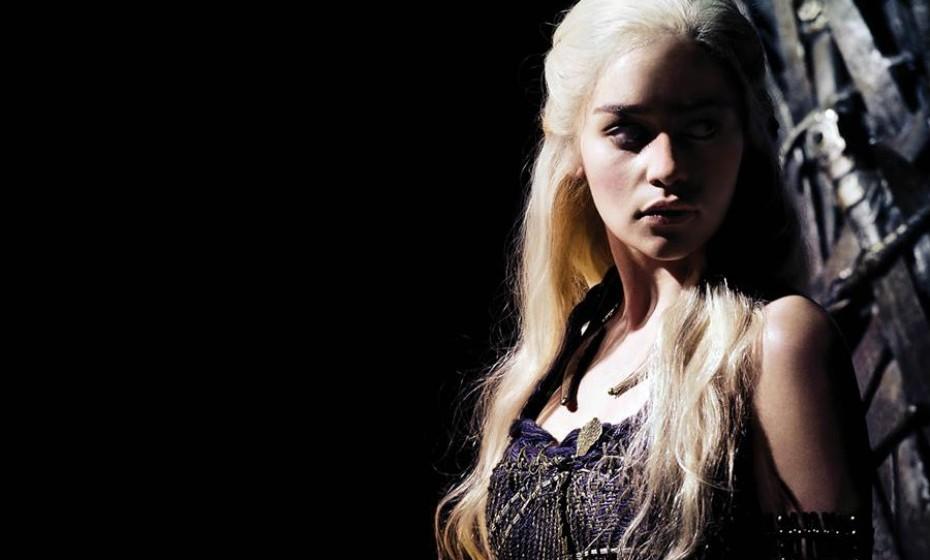 15. Emilia Clarke.