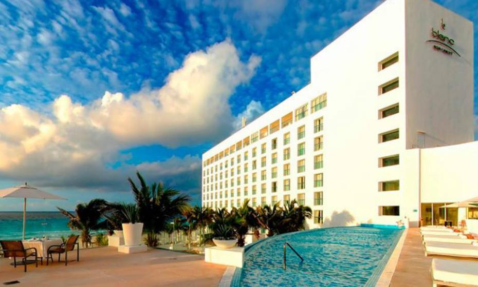 Le Blanc Spa Resort, Cancun, México.