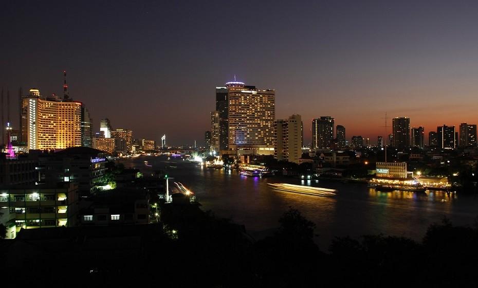 14. Banguecoque, Tailândia. Pontuação: 88.96