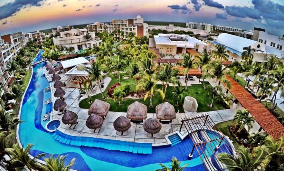 Excellence Playa Mujeres, Playa Mujeres, México.