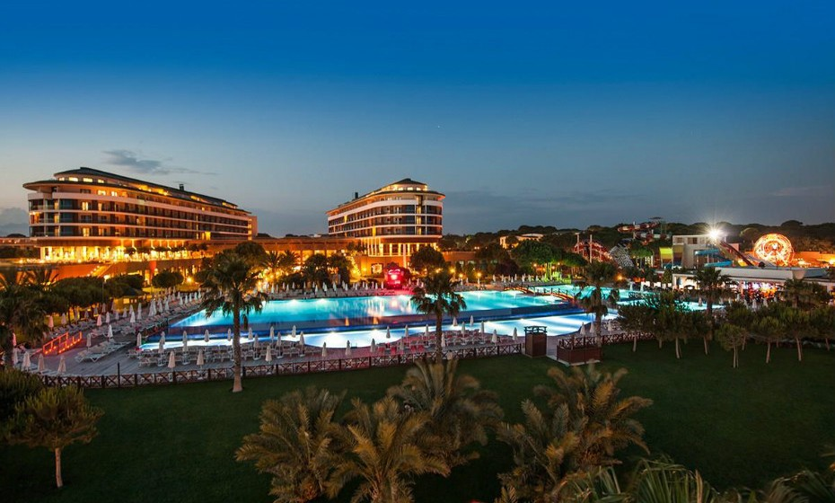 Voyage Belek Golf & Spa, Belek, Turquia.
