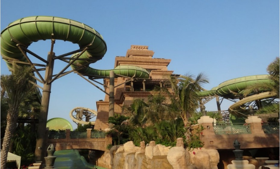 4. Disney's Typhoon Lagoon Water Park, Orlando, Estados Unidos da América.