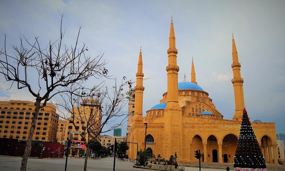 12. Beirute, Líbano. Pontuação: 89.00