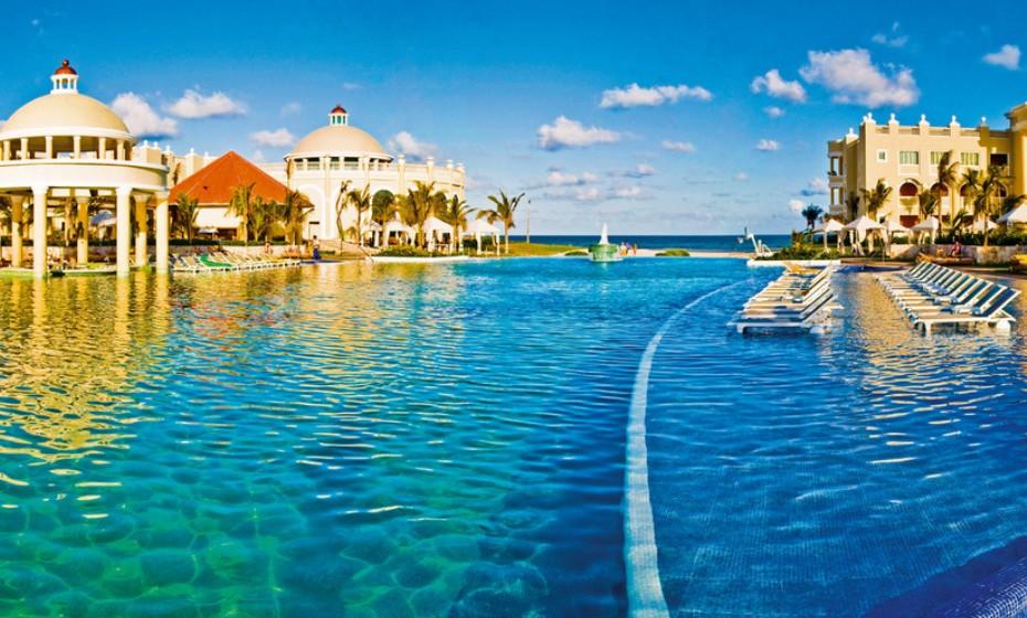 Iberostar Grand Hotel Paraiso, Playa Paraiso, México.