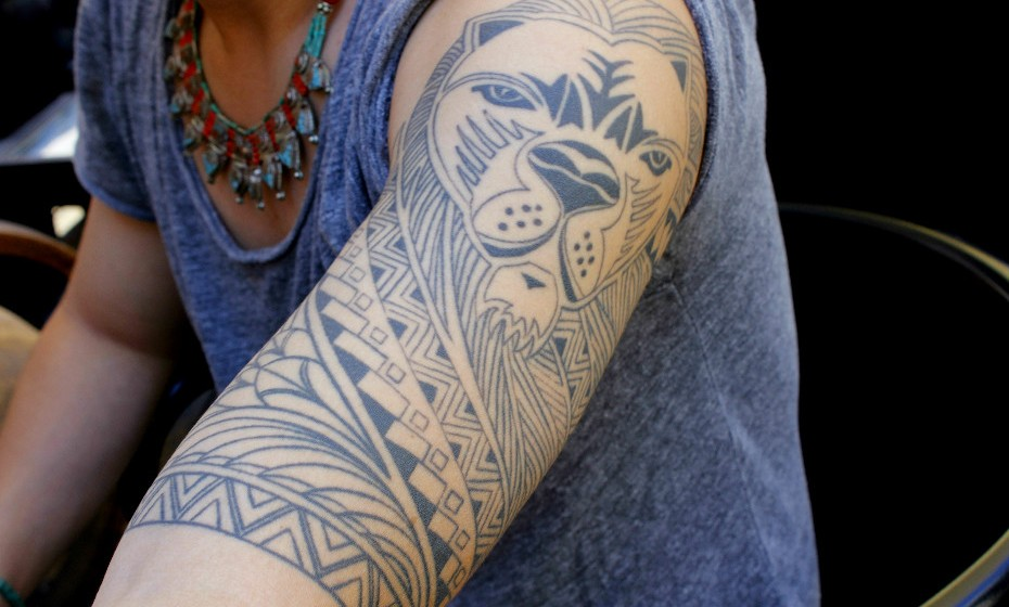 Khoi teve uma doença «complicada» que conseguiu ultrapassar e esta tatuagem representa isso mesmo: o ultrapassar de uma má fase da sua vida.
