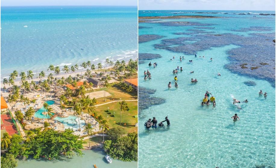 Salinas do Maragogi All Inclusive Resort, Maragogi, Brasil.