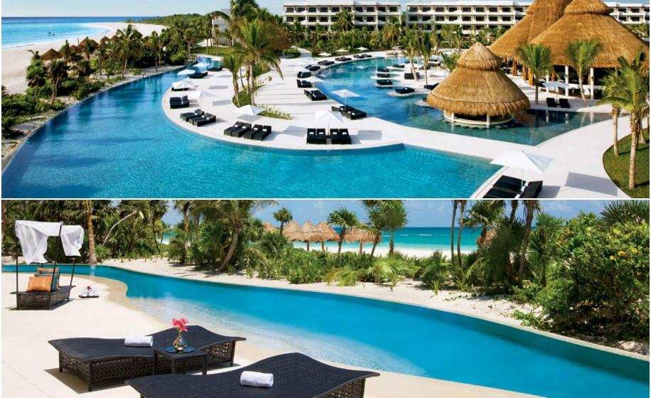 Secrets Maroma Beach Riviera Cancun, Playa Maroma, México.