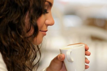 Quem bebe café tem menos medo