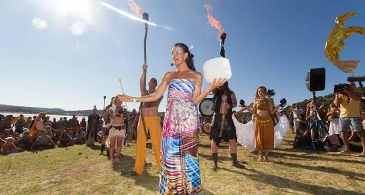Boom Festival leva 154 nacionalidades a Idanha-a-Nova