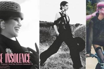 Sara Sampaio realiza sonho ao aparecer na Vogue Paris