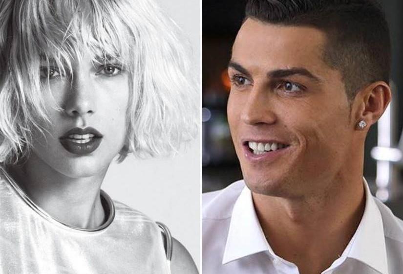 A Forbes publicou a lista das celebridades que mais milhões ganham no mundo inteiro. Taylor Swift lidera, mas Cristiano Ronaldo também faz parte do top 10.