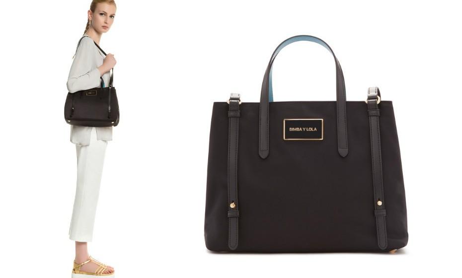 Esta é altura ideal para apostar numa mala com mais qualidade a um preço acessível em relação ao preço original. Esta é da Bimba y Lola e de 120€ desceu para 72€