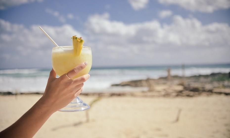 San Juan, Porto Rico – A noite começa nos bares da moda como o San Sebastián Street e acaba em clubes tropicais, como o Rumba, com um copo de piña colada, claro.